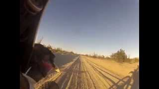 preview picture of video 'Ranch Road in San Felipe'