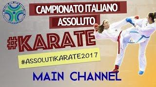 Karate Campionato Ita Assoluto 2017 - Kumite Femminile