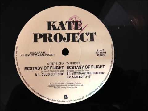 Kate Project - Ecstasy Of Flight
