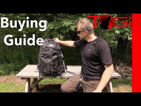 Backpacking Purchase Guide - Backpack Anatomy - Backpacking Basics