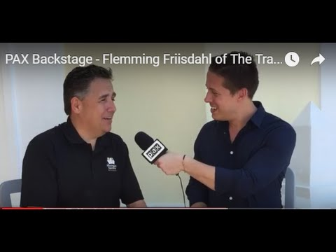 PAX Backstage: one-on-one with TTAND's Flemming Friisdahl