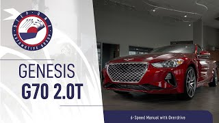 2019 Genesis G70 360 test drive near me