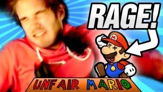 SANITY BROKEN! - Unfair Mario - Part 2
