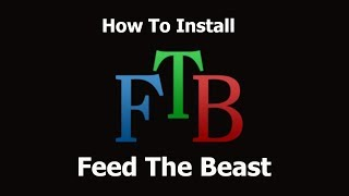 How to download/install the Feed The Beast launcher