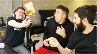 REACTING TO SIDEMEN VINES WITH JOSH AND ETHAN!!!