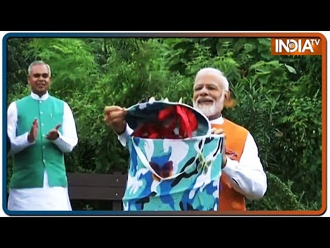 Watch: PM Modi releases hundreds of butterflies on his 69th Birthday