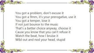 Dizzee Rascal - U Can't Tell Me Nuffin' Lyrics
