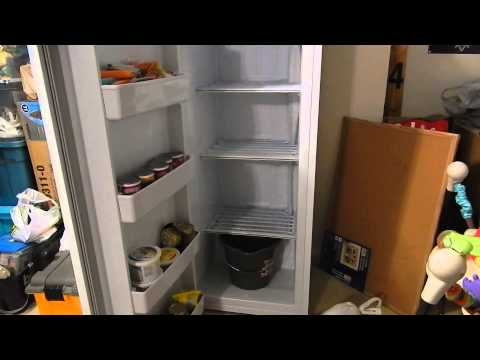 How To Defrost A Stand Up Freezer Fast!
