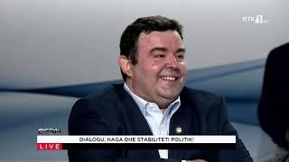 Debat - Dialogu, Haga dhe stabiliteti politik! 09.07.2020