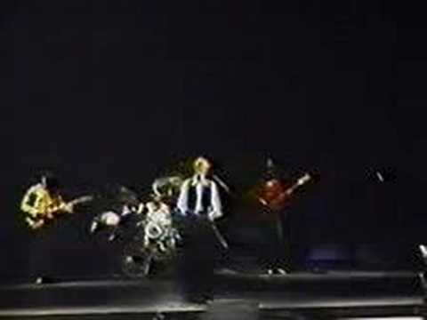 David Bowie – Jean Genie – 1976 Rehearsal