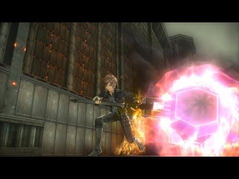 Burst Hammer Gameplay 2 de God Eater 2