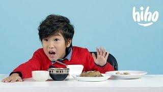 Filipino Food | American Kids Try Food From Around The World - Ep 9 | Kids Try | Cut