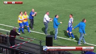 Nivo Sparta  -  Almkerk 2 - 2