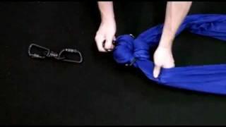 How to Tie an Aerial Silk: Video Tutorials