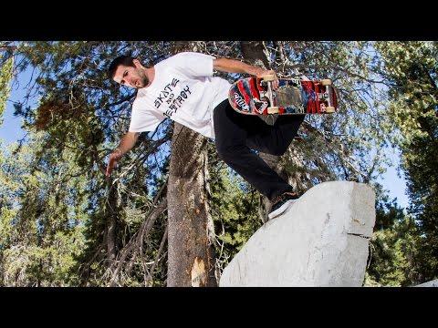 Lines: Sierra Skatepark With Brad McClain