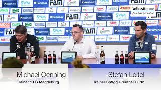 PK nach FCM- Spiel gg. Fürth
