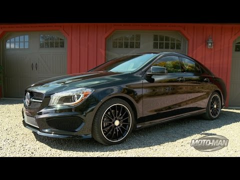 2014 Mercedes Benz CLA 250 – First Drive with Mercedes Benz USA CEO Steve Cannon
