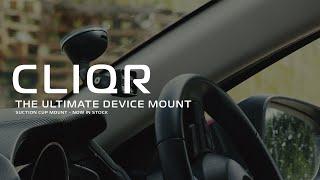 Oxford CLIQR Suction Mount