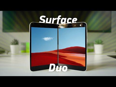 Обзор Microsoft Surface Duo — самый странный телефон