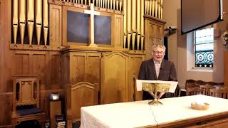 Sunday Sermon 4th October - Important Foundations