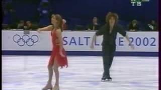 Olympics 2002 FD Naomi Lang & Peter Tchernyshev