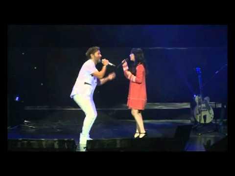 Diego Torres video El camino con Ángela Torres - Gran Rex 2016