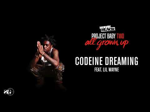 Kodak Black – Codeine Dreaming (feat. Lil Wayne) [Official Audio]