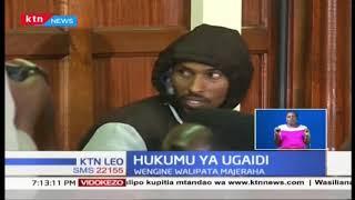 Washukiwa 3 wapatikana na hatia kwa shambulizi ya ugaidi