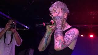 Lil Peep   'The Brightside' (Live In Atlanta @ The Loft 110717) W Lyrics