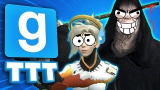 HOW DOES HE KEEP DOING THIS? | Gmod TTT