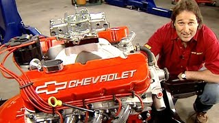 Project Copperhead: 1967 Chevy C10 Engine - Part 4 Trucks! S5, E6