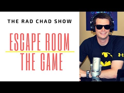 Escape Room: The Game Review- The Rad Chad Show