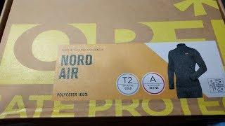 Размеры термобелья норфин норд