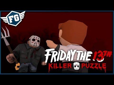 Friday the 13th: Killer Puzzle #6 - Konečně Dobrá Zbraň
