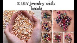 Jewelry Making   3 DIY Jewelry Making With Beads