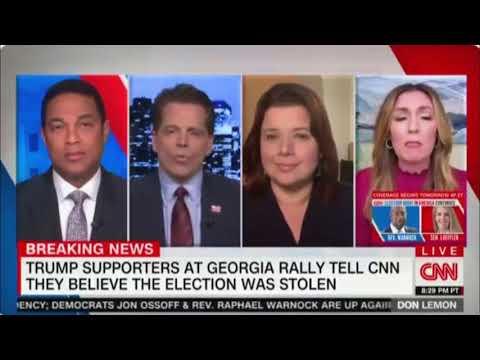 WATCH: Petty Narcissists Bicker On CNN
