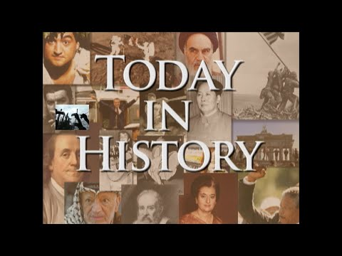 """Highlights of this day in history:  Civil war erupts in Rwanda;  NY audience previews long-distance television; Auto pioneer Henry Ford dies in Dearborn, Mich.;Singer Billie Holiday, known as """"Lady Day"""" is born in Philadelphia.  (April 7)"""