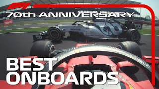 Flying Starts, Stunning Passes And The Top 10 Onboards | 70th Anniversary Grand Prix 2020 | Emirates