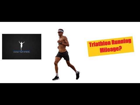 Optimum Running Mileage For A Triathlete? - YouTube