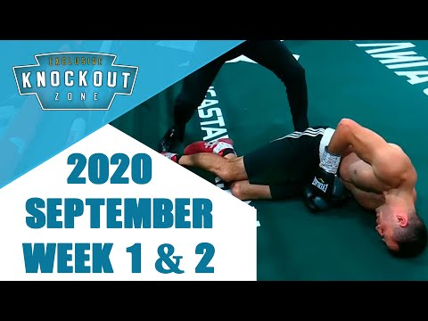 Boxing Knockouts | September 2020 Week 1 & 2