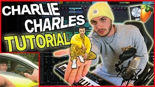 Come CHARLIE CHARLES Produce I Suoi Beats | Reprod. Soldi In Nero