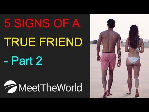 5 SIGNS OF A TRUE FRIEND – Part 2