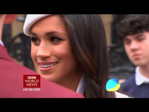 BBC Prince Harry's Wedding