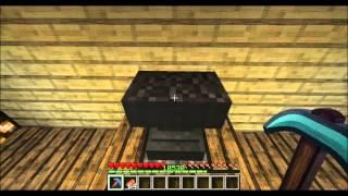 Minecraft Creation 1 - Automatic Anvil Room