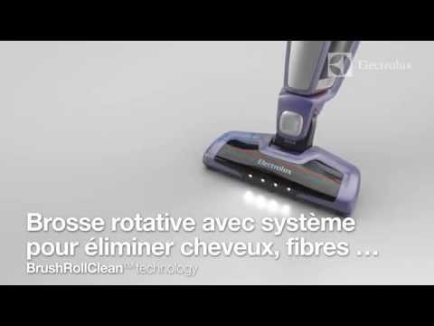 ELECTROLUX ZB3013 - Aspirateur balai - Vidéo produit Vandenborre.be