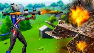 THEY TRIED IT! (Fortnite Battle Royale)