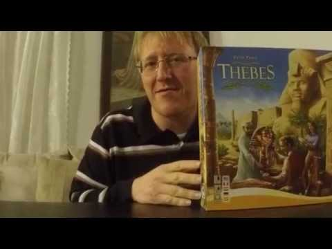 Instant Game Review: Thebes
