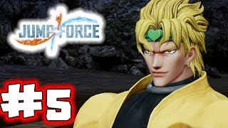 JUMP FORCE Gameplay Walkthrough Part 5 - Evil Vegeta (Let's Play)