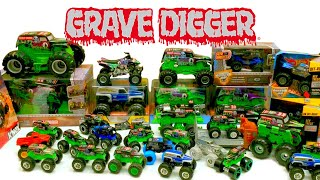 GRAVE DIGGER Collection Monster Jam