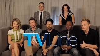 Дэвид Андерс, iZombie Preview at Comic-Con 2014 - TVLine